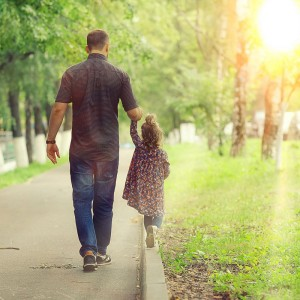 8 grunner til å date en singelpappa