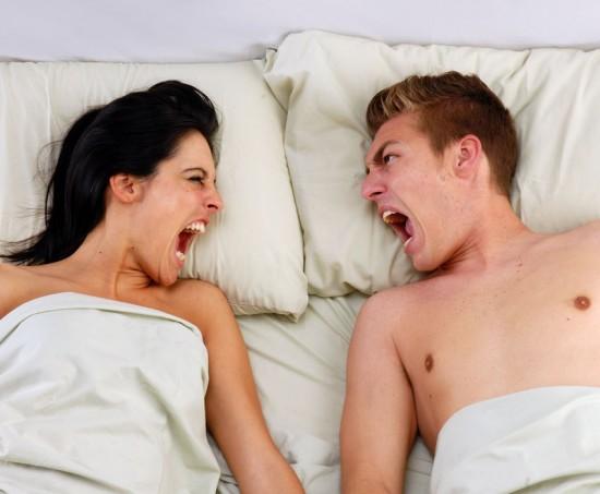 Ting som kan ta knekken på et forhold