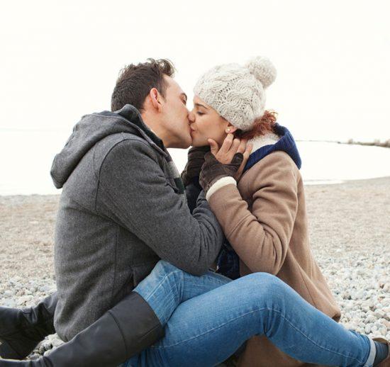 En liten kysseskole….