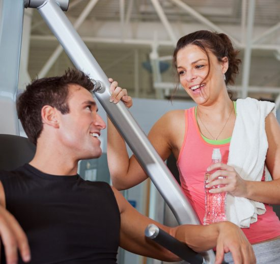 Date, trening og høy puls?