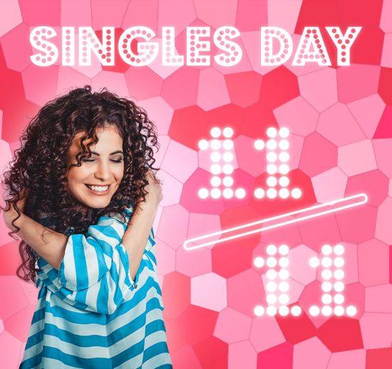 Gi deg selv et løft på Singles Day