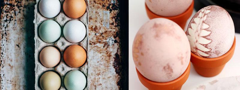 Mal egg med daten. Eggmaling er en morsom påsketradisjon for både store og små. Våg å vær litt barnslige sammen!