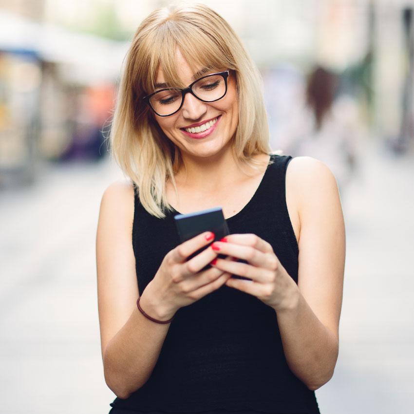 perfekt første melding på en datingside
