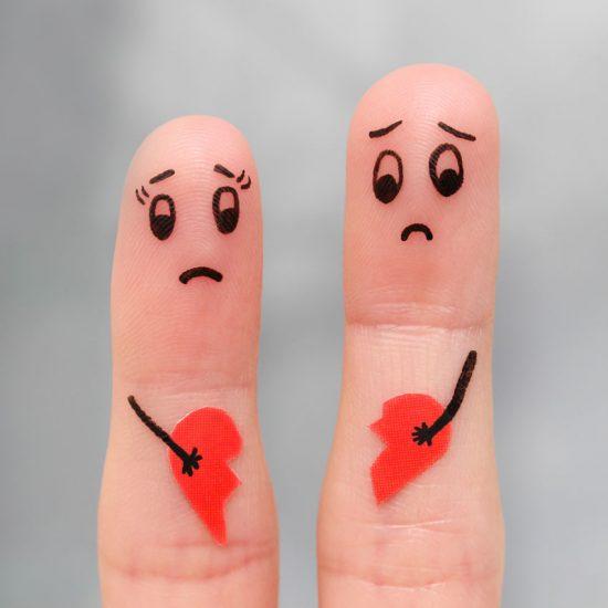5 vanlige feil vi gjør når vi velger ny partner