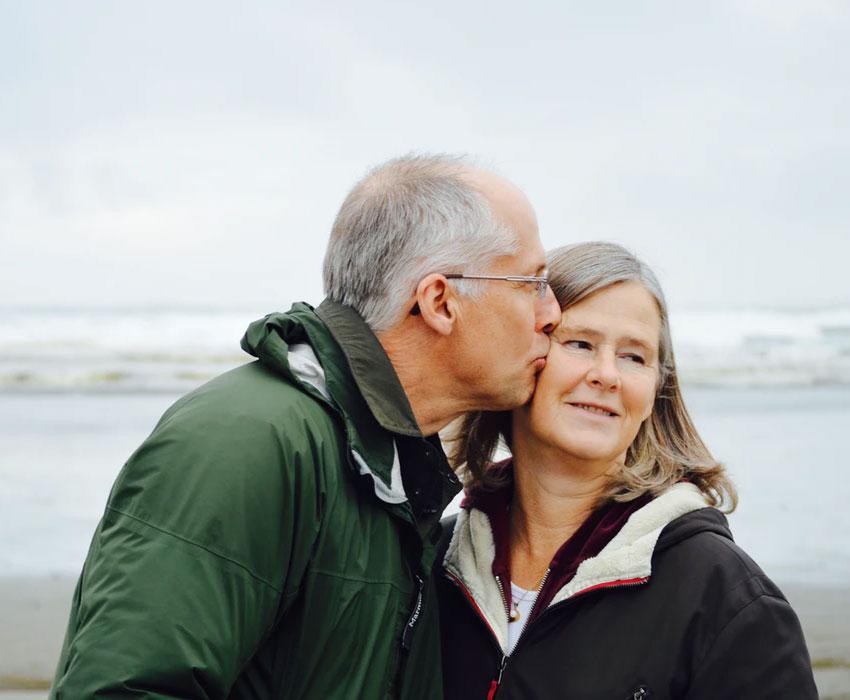 Fordelene med å date i godt voksen alder