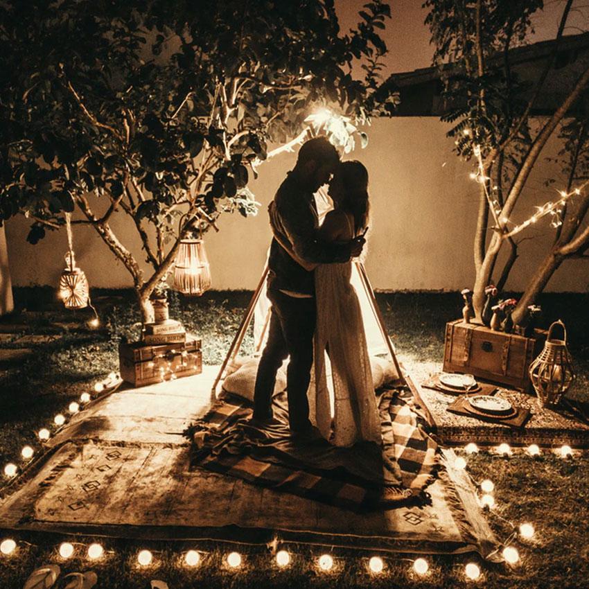 5 superromantiske datingtips du kan prøve