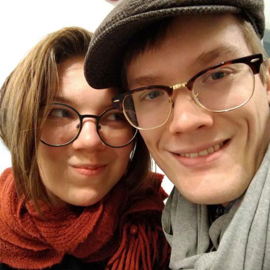 «Vår første date varte i åtte timer»